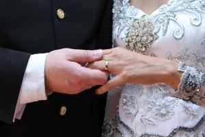 DJ für Hochzeit - auch bei der Trauung